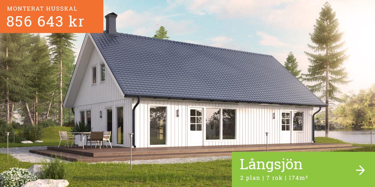 bygga eget hus billigt
